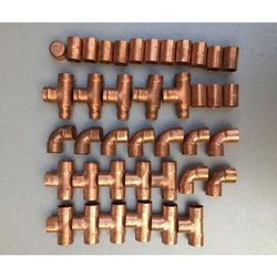 Copper Fittings For Air Condition, for ACR, Plumbing and Gas Lines