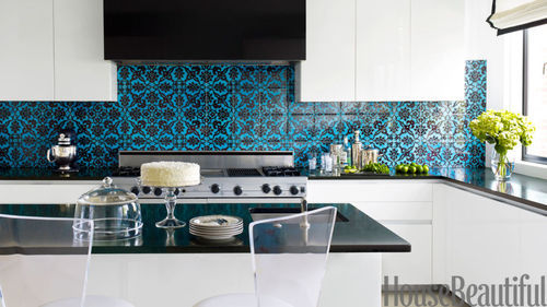 surprising kitchen wall tile designs | Digital Ceramic 10x15 Designer Kitchen Wall Tiles ...