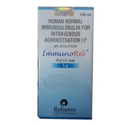 Human Normal Immunoglobulin for Intravenous Administration IP