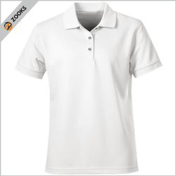 Polo Neck 18 Colors Collar PC Vestor(Premium) T Shirt, Size: S - XXL