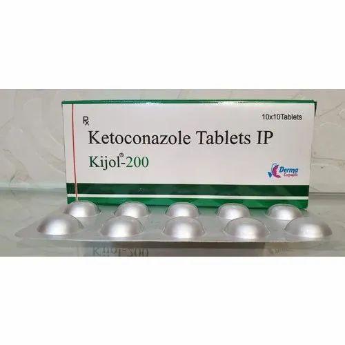 Ketoconazole Tablets IP