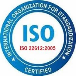 ISO 22612:2005 Certification Service