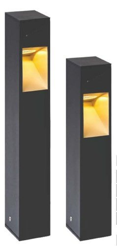 Surface Mounted Bollard Light Fixture