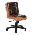 Copper And Brown Libranejar LB Workstation Chair
