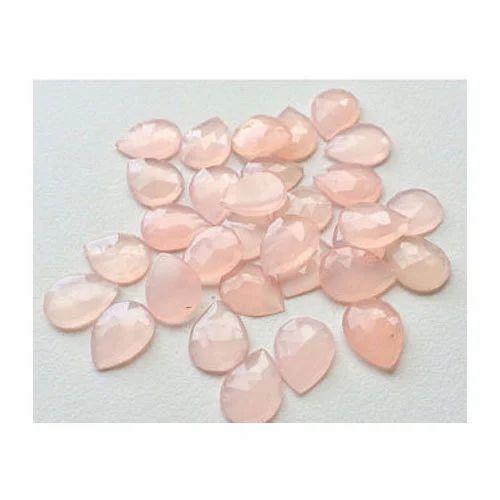 741e89146 Pink Chalcedony Irregular Gemstone at Rs 1000 /carat   Chalcedony ...