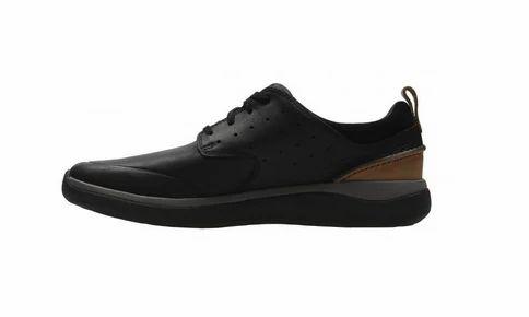 87959d4ab Clarks Garratt Lace Black Shoes