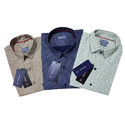 Mens Ready Made Shirts, Size: S-xl