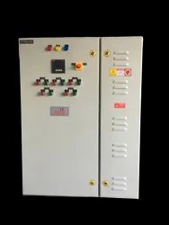 45 KVAr Automatic Power Factor Correction (APFC) Panel.