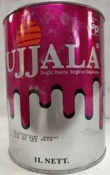 Ujjala High Gloss Aluminium Paint, For Industrial, Packaging Type: Tin