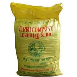 Vermicompost - Earthworm Compost Manufacturer from Chennai