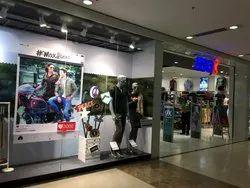 Retail Store Interior Decorator Services