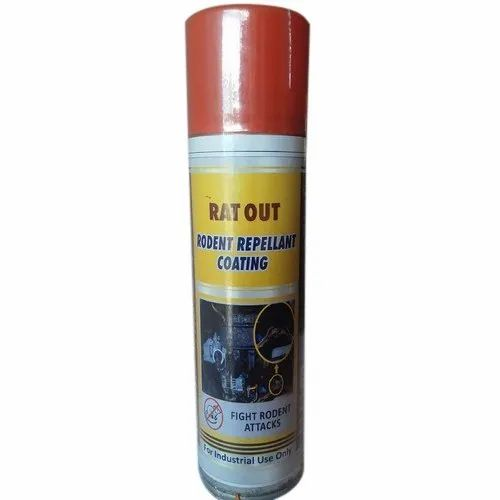 Rat Out Rodent Repellent Coating, Packaging Type: Bottle