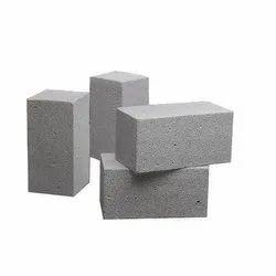 Square Grey Cement Brick