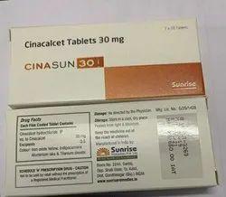 Cinacalcet Tablet 30 Mg