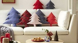 Christmas Tree Cushions