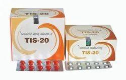 Isotretinoin 20 mg Capsule I.P