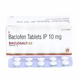 Baclofen XL 10 MG Tablets