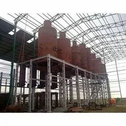 Sugar Plant Civil And Structural Design Works