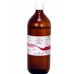 400 ml Acrylic Hi Impact Denture Base Liquid