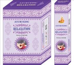 Ayurvedic Relaxation Masala Incense Sticks
