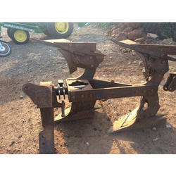 Polished Hydraulic Reversible Plough