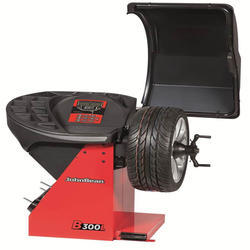 B300L Wheel Balancer
