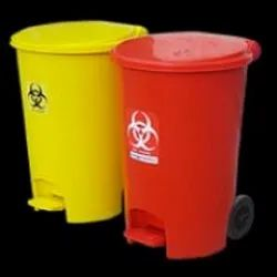 55 L Bio Medical Waste Bins