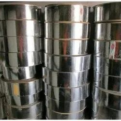 Silver Paper Plates Raw Material, Packaging Type: Roll