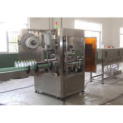 Sleeve Label Shrink Wrapping Machine