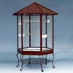 A60 Parrot Carry Cage