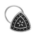 SHNP0112 925 Sterling Silver Nose Pin
