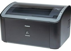 Black Canon LBP 2900B Single Laser Printer