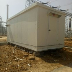 Steel Panel Build AC Kiosk