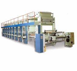 Rotogravure Printing Machine Parts