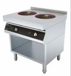 Livecook Two Burner Induction Range