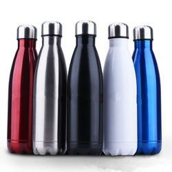 5402d364d9 SS Hot And Cold Water Bottle 1ltr at Rs 550 /piece | SS Bottle, SS ...