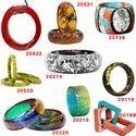 Handmade Jewellery Resin Bangle Bracelet Cuff