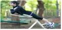 OUTDOOR GYM EQUIPMENT BACK EXTENSION