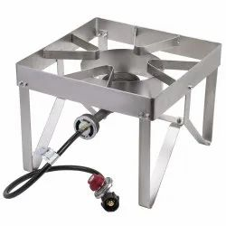 SS Single Burner Stove