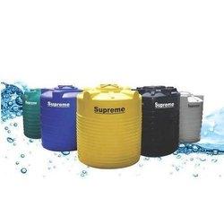 Sufreme Plastic water tank