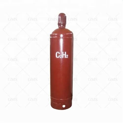 Dissolved Acetylene Gas Cylinder, 20 Cubic L, Rs 400