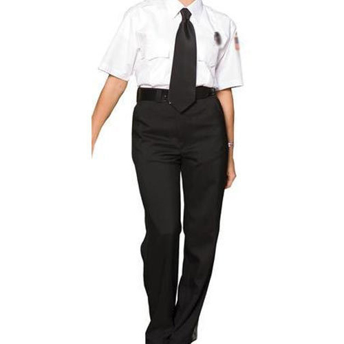 Ladies Security Guard Uniform