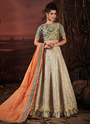 Designer Silk Lehenga Cholis Collection For Party