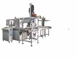 Bottle Tray Packing System with Pick and Place