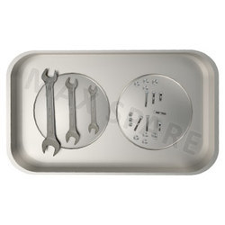 NIRLON Magnetic Tray