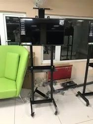 LCD and LED Plasma Floor Stand, Tv Size: 32-55 inch