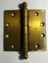Antique Brass Door Hinges
