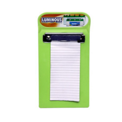 Luminos Paper Clip Board