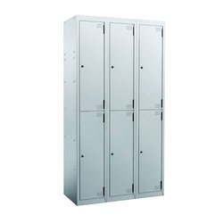 6 Compartment Storage Locker LTM20
