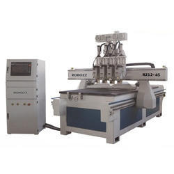 Cabinet Door Making Router Machine